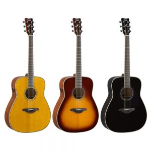 Yamaha Guitar Trans Accoustic FG-TA