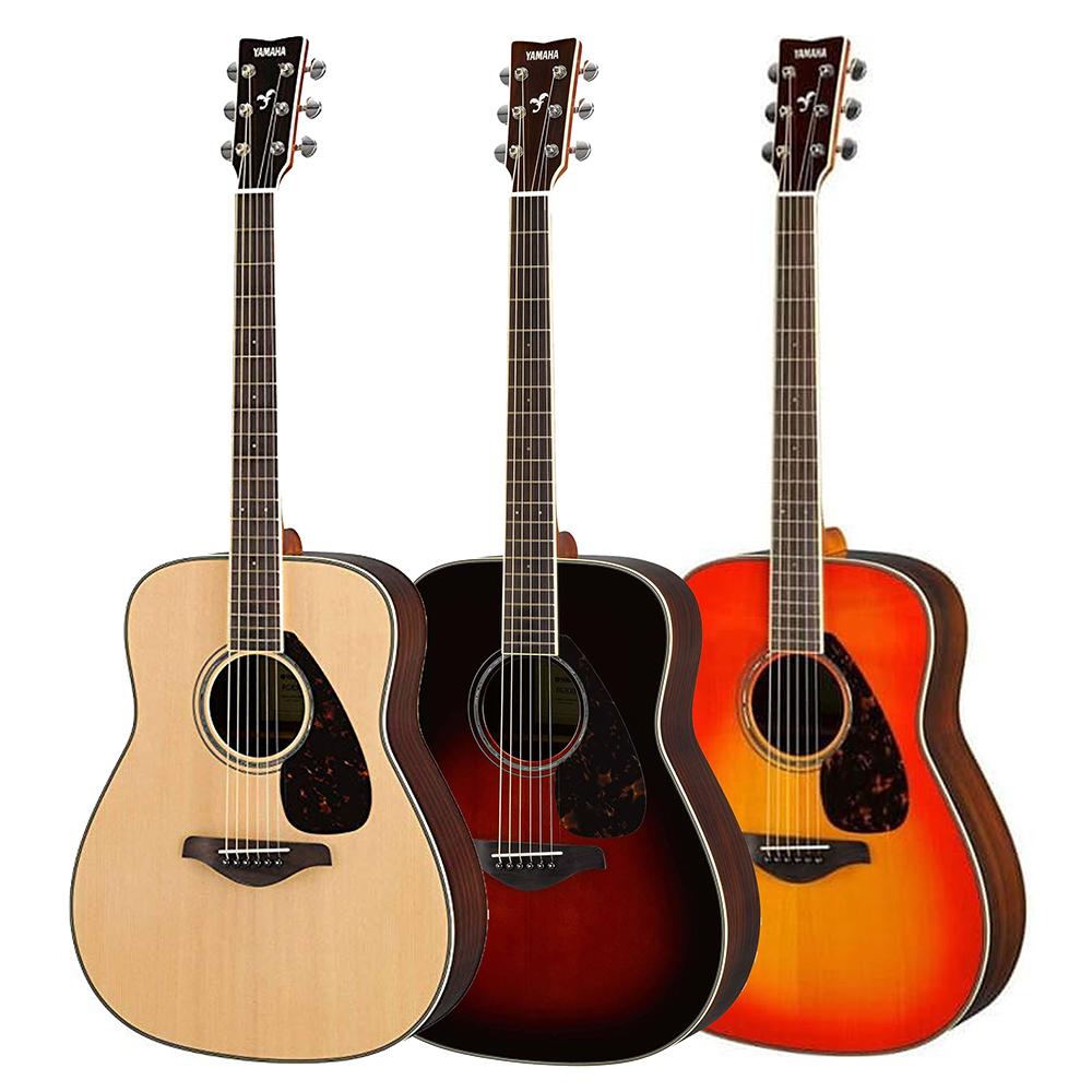 Yamaha Guitar Folk FG-830