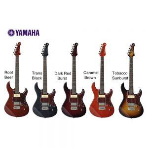 Yamaha Guitar Electric PAC-611VFM