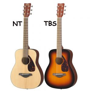 Yamaha Guitar Mini JR2s + Case
