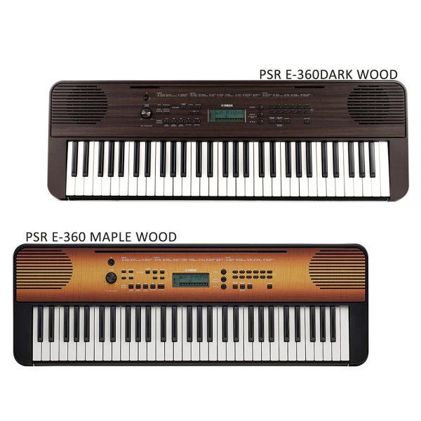 Yamaha Keyboard PSR E360