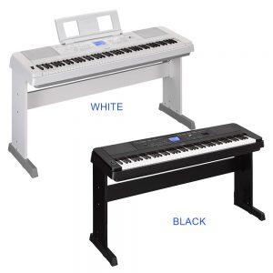 Yamaha Piano Digital DGX-660 B/W