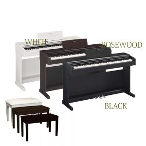 Yamaha Piano Digital YDP-144 R/B/WH