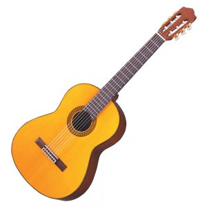 Yamaha Guitar Classical C-80 + Case