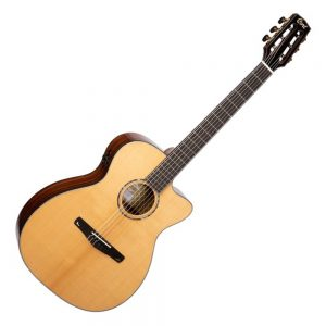 Cort GOLD-OC8-NYLON Electric Acoustic Guitar