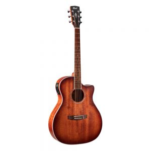 Cort GA5F-FMH Electric Acoustic Guitar