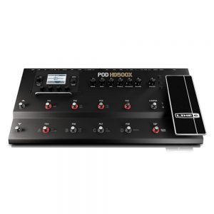 Line 6 Guitar Multi Effects POD HD500x