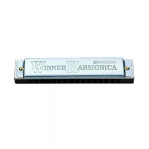 Suzuki W-20 C Winner 20 Hole Harmonica
