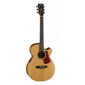 Cort L100F-NS Electric Acoustic Guitar