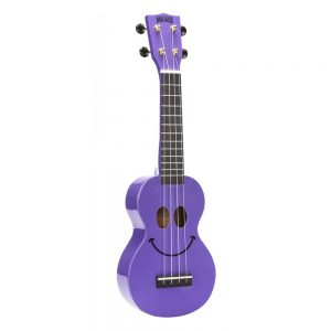 Mahalo Ukulele U-Smile LBU Light Blue