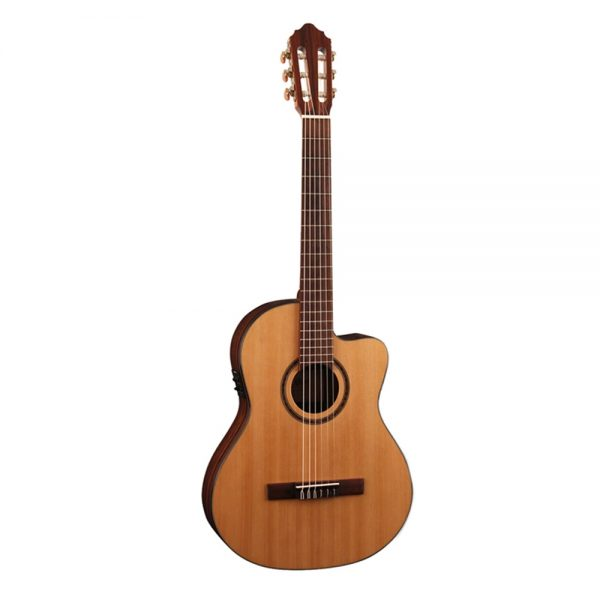 Cort AC-160CF-NAT Electric Classic Guitar