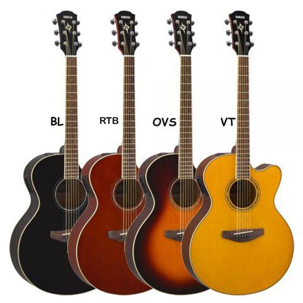 Yamaha Guitar Elect Acc CPX-600