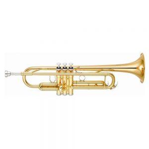 Yamaha Trumpet YTR-4335GII