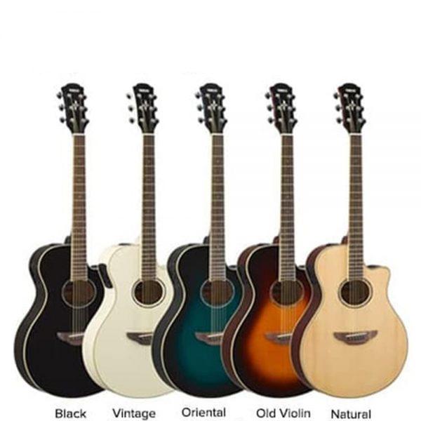 Yamaha Guitar Elect Acc APX-600