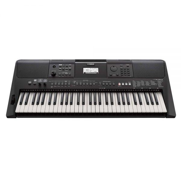 Yamaha Keyboard PSR E463 + PA150