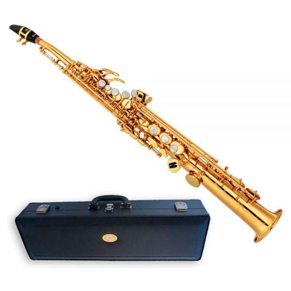 Yamaha Soprano Saxophone YSS-82Z