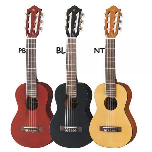 Yamaha Guitar Mini GL1 NT-PB-BL