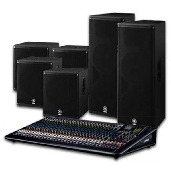 Yamaha Speaker Premium Package 600+