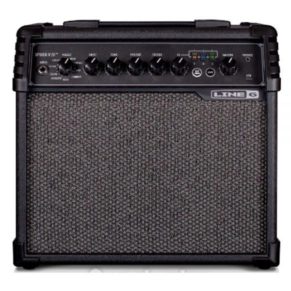 Line 6 Guitar Ampli Spider V-20 MKII