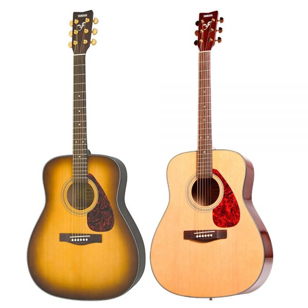 Yamaha Guitar Folk F-335 NT-TBS