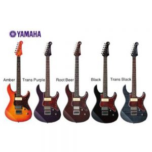 Yamaha Guitar Electric PAC-611HFM