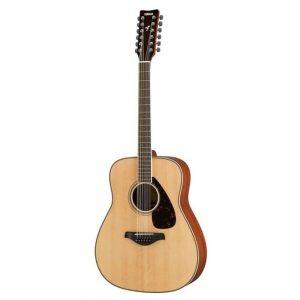 Yamaha Guitar Folk FG-820 12 String