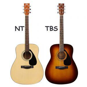 Yamaha Guitar Folk F-310 NT-TBS