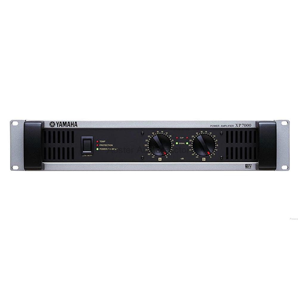 Yamaha XP-7000 Powered Amplifier – Sinceremusic