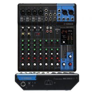 Yamaha Mixer MG-10XU