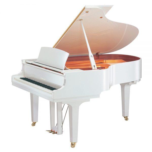 Yamaha Piano Grand C7X-PWH