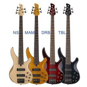 Yamaha Bass Electric TRBX-605FM