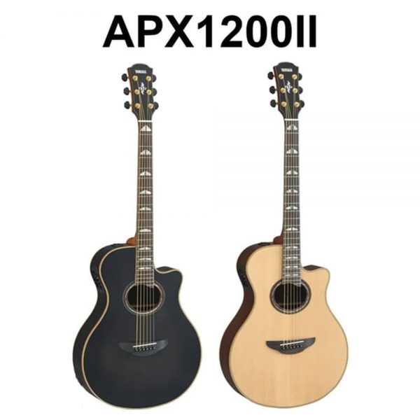 Yamaha Guitar Elect Acc APX-1200