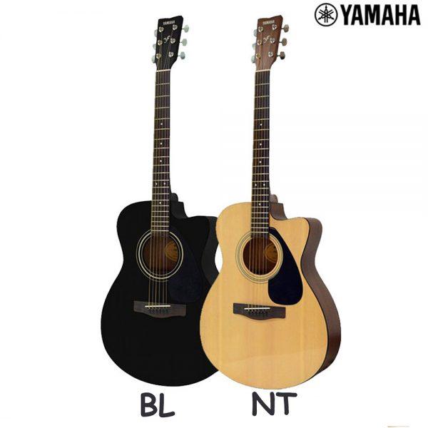 Yamaha Guitar Folk FS-100C NT-BL