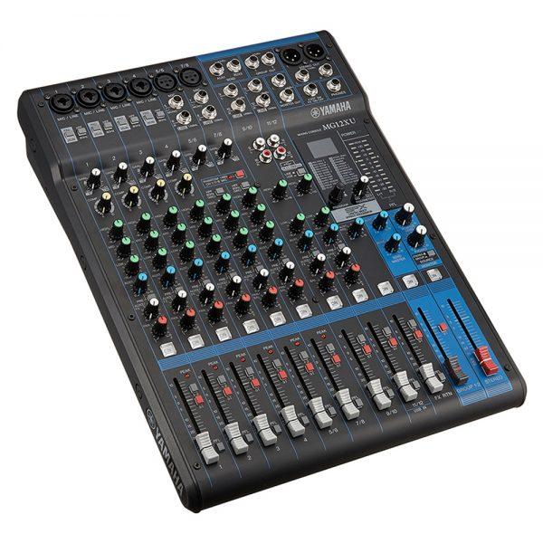 Yamaha Mixer MG-12XU