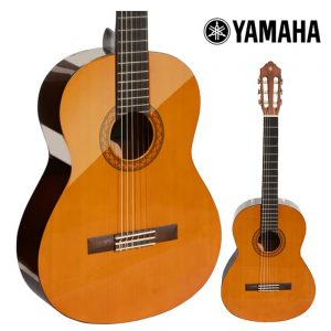 Yamaha Guitar Classical C-40 + Case