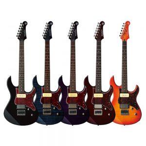 Yamaha Guitar Electric PAC-611H