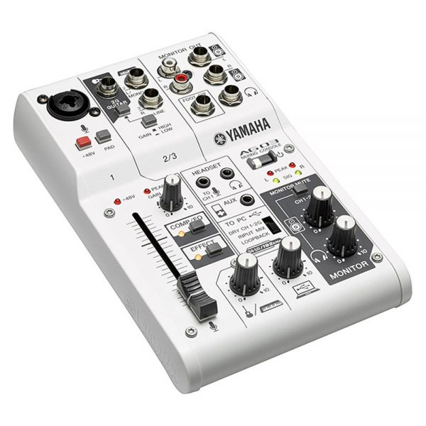 Yamaha Mixer AG-03