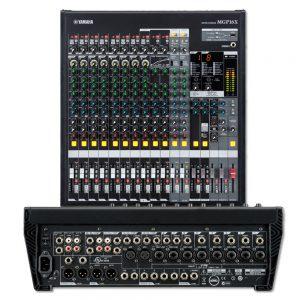 Yamaha Mixer MGP-12X