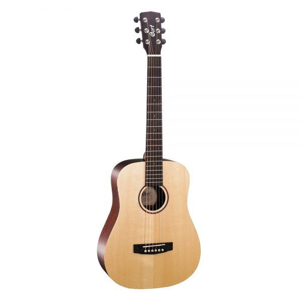 Cort EARTH MINI F ADIRONDACK Electric Acoustic Guitar