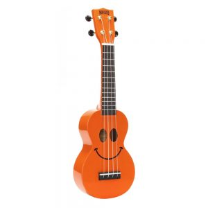 Mahalo Ukulele U-Smile OR Orange