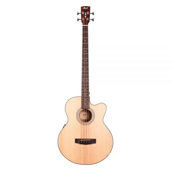 Cort SJB 5F-NS Electric Acoustic Bass