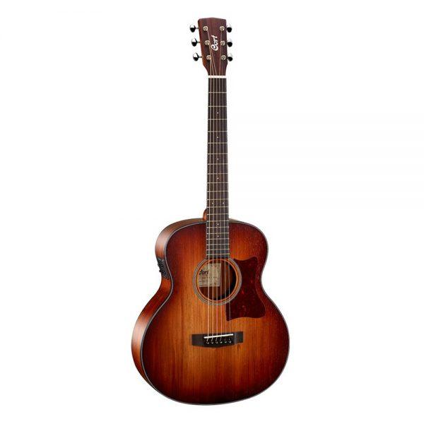 Cort LITTLE CJ BK.WOOD Electric Acoustic Guitar