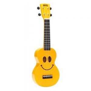 Mahalo Ukulele U-Smile YW Yellow