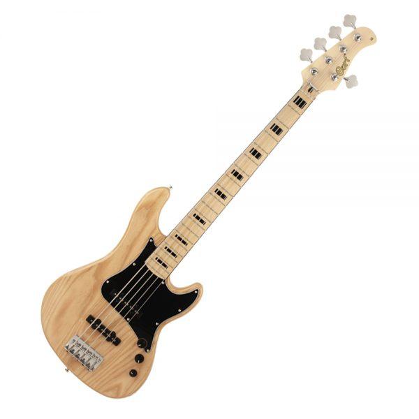 Cort GB-55JJ-NAT Electric Bass