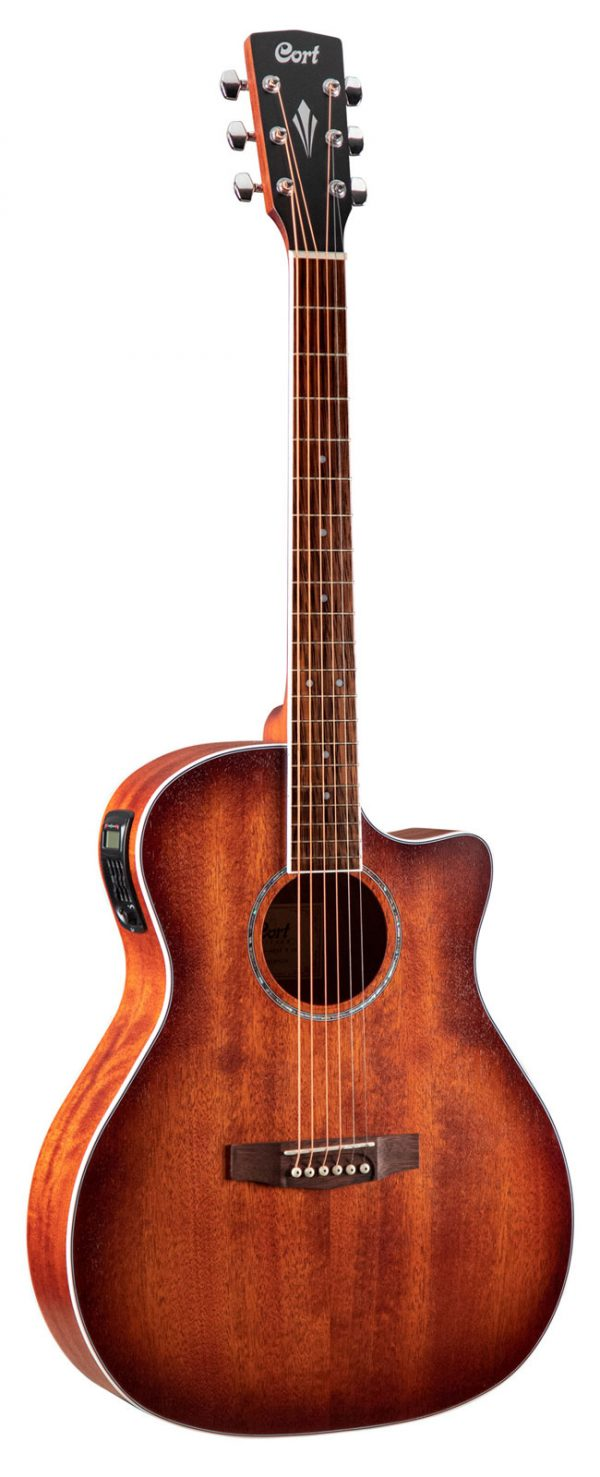Cort GA-MEDX-M Electric Acoustic Guitar
