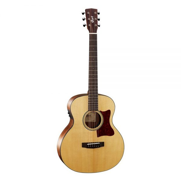 Cort LITTLE CJ WALNUT Electric Acoustic Guitar