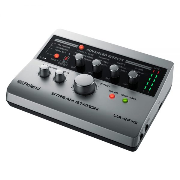 Roland UA-4FX2 Audio Interface Stream Station