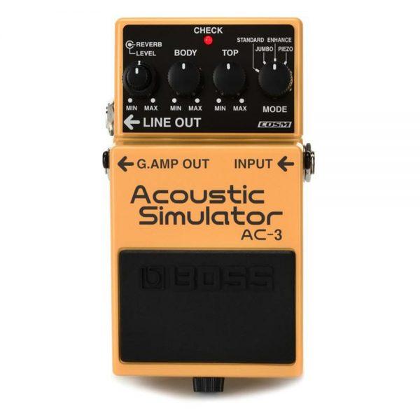 Boss AC-3 Acoustic Guitar Effect