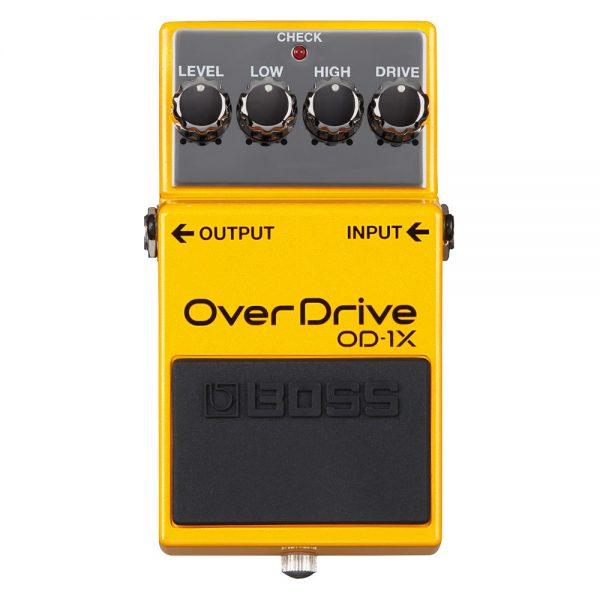 Boss OD-1X Overdrive Guitar Effect Pedal
