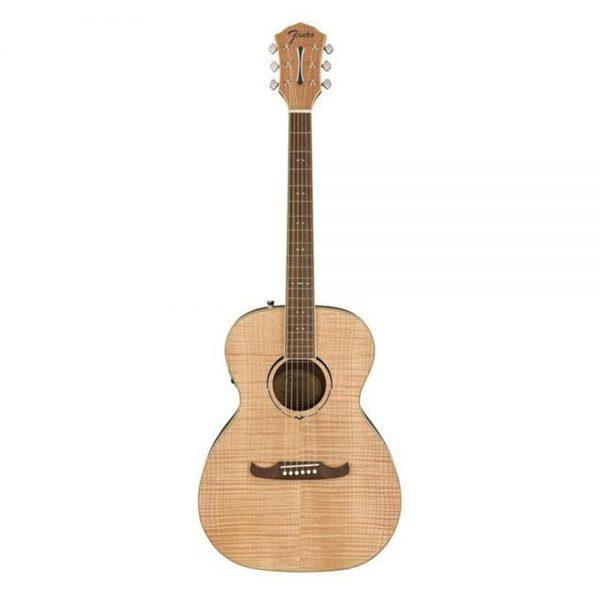 Fender FA-235E Concert Acoustic Guitar, Laurel FB, Natural